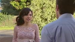 Vanessa Villante, Rhys Lawson in Neighbours Episode 6532