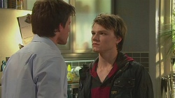 Rhys Lawson, Harley Canning in Neighbours Episode 6533