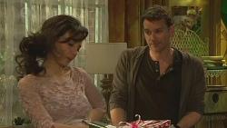 Vanessa Villante, Lucas Fitzgerald in Neighbours Episode 6533