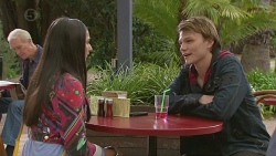 Rani Kapoor, Harley Canning in Neighbours Episode 6533