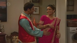 Ajay Kapoor, Priya Kapoor in Neighbours Episode 6533