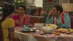 Rani Kapoor, Priya Kapoor, Ajay Kapoor in Neighbours Episode 6533
