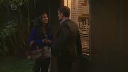 Priya Kapoor, Paul Robinson in Neighbours Episode 6533