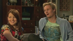 Summer Hoyland, Andrew Robinson in Neighbours Episode 6535