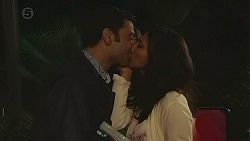 Ajay Kapoor, Priya Kapoor in Neighbours Episode 6536