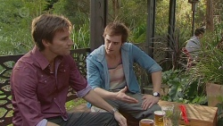 Rhys Lawson, Kyle Canning in Neighbours Episode 6536