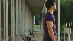 Aidan Foster in Neighbours Episode 6538