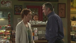 Susan Kennedy, Vanessa Villante, Karl Kennedy in Neighbours Episode 6539
