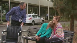 Karl Kennedy, Carmel Tyler, Susan Kennedy in Neighbours Episode 6539
