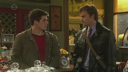 Chris Pappas, Rhys Lawson in Neighbours Episode 6539