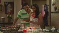 Ajay Kapoor, Priya Kapoor in Neighbours Episode 6540