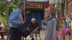 Karl Kennedy, Carmel Tyler in Neighbours Episode 6541