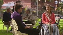 Rhys Lawson, Elaine Lawson in Neighbours Episode 6541