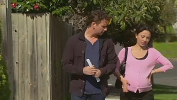 Lucas Fitzgerald, Vanessa Villante in Neighbours Episode 6541