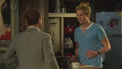 Paul Robinson, Andrew Robinson in Neighbours Episode 6543