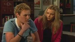 Andrew Robinson, Natasha Williams in Neighbours Episode 6543