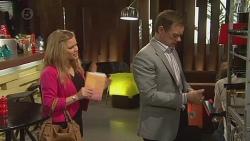 Natasha Williams, Paul Robinson in Neighbours Episode 6543