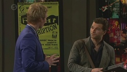 Andrew Robinson, Nick Mulane in Neighbours Episode 6544