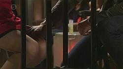 Natasha Williams, Nick Mulane in Neighbours Episode 6544