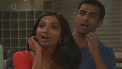 Priya Kapoor, Ajay Kapoor in Neighbours Episode 6545