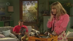 Toadie Rebecchi, Georgia Brooks in Neighbours Episode 6545