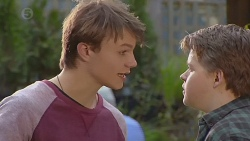 Harley Canning, Callum Rebecchi in Neighbours Episode 6545