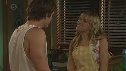 Kyle Canning, Georgia Brooks in Neighbours Episode 6545