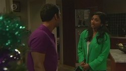 Ajay Kapoor, Priya Kapoor in Neighbours Episode 6546