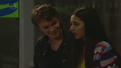 Harley Canning, Rani Kapoor in Neighbours Episode 6546