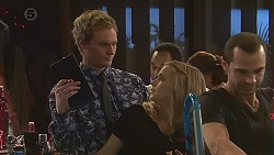 Andrew Robinson, Natasha Williams in Neighbours Episode 6546