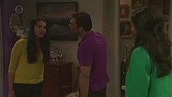 Rani Kapoor, Ajay Kapoor, Priya Kapoor in Neighbours Episode 6546