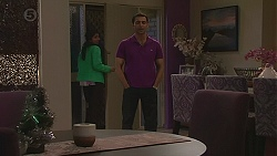 Priya Kapoor, Ajay Kapoor in Neighbours Episode 6546