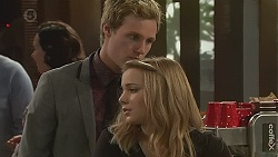 Andrew Robinson, Natasha Williams in Neighbours Episode 6547