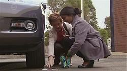 Susan Kennedy, Priya Kapoor in Neighbours Episode 6547