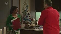 Priya Kapoor, Karl Kennedy in Neighbours Episode 6548