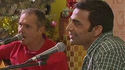 Karl Kennedy, Ajay Kapoor in Neighbours Episode 6548