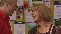 Karl Kennedy, Carmel Tyler in Neighbours Episode 6548