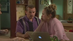 Toadie Rebecchi, Sonya Mitchell in Neighbours Episode 6550