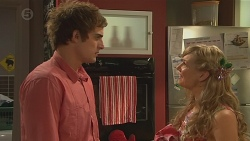Kyle Canning, Georgia Brooks in Neighbours Episode 6550