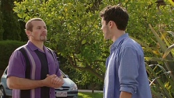 Toadie Rebecchi, Alex Delpy in Neighbours Episode 6550