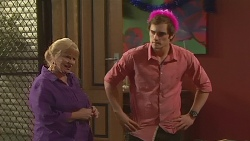 Sheila Canning, Kyle Canning in Neighbours Episode 6550