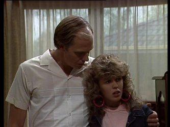 Fred Mitchell, Charlene Mitchell in Neighbours Episode 0249