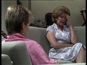 Daphne Clarke, Madge Bishop in Neighbours Episode 0249