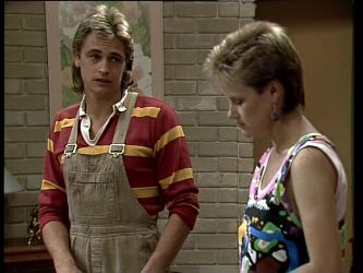 Shane Ramsay, Daphne Clarke in Neighbours Episode 0251