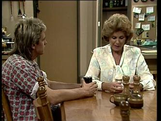Shane Ramsay, Madge Bishop in Neighbours Episode 0252