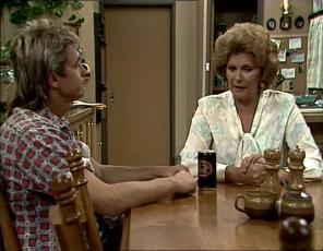 Shane Ramsay, Madge Bishop in Neighbours Episode 0253