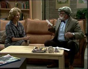 Madge Bishop, Furniture Buyer in Neighbours Episode 0253