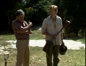 Jack Lassiter, Clive Gibbons in Neighbours Episode 0253