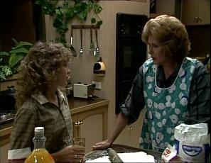 Charlene Mitchell, Madge Bishop in Neighbours Episode 0253