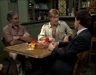 Jack Lassiter, Clive Gibbons, Paul Robinson in Neighbours Episode 0254